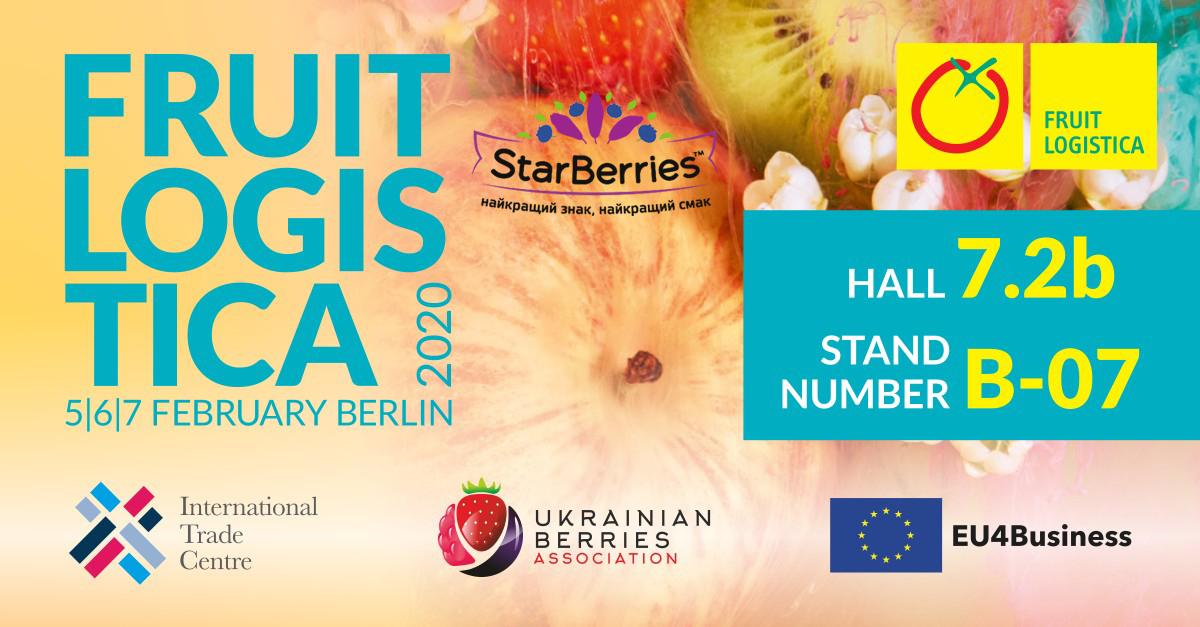 FRUIT LOGISTICA 2020 in Berlin